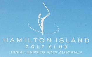 Logo for Hamilton Island Golf Club