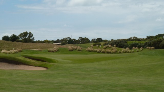 The 11th fairway at Moonah Links Open Course