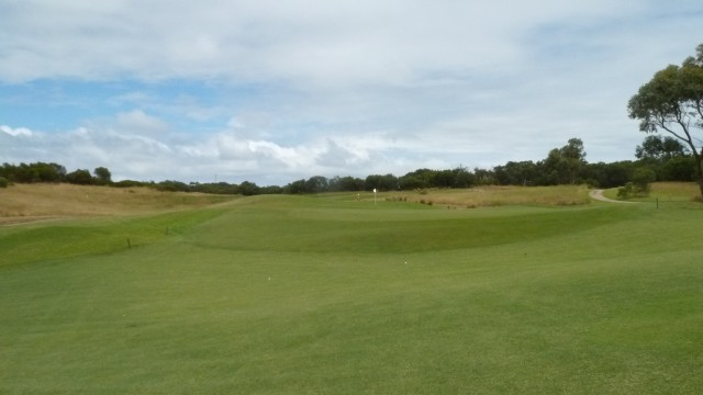 The 6th fairway at Moonah Links Open Course