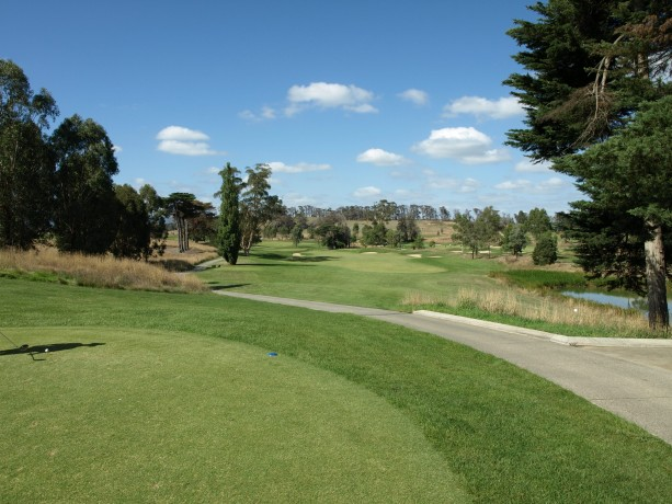 The 10th tee at Heritage Golf & Country Club St Johns Course