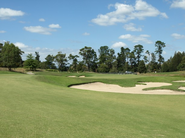 The 12th fairway at Heritage Golf & Country Club St Johns Course