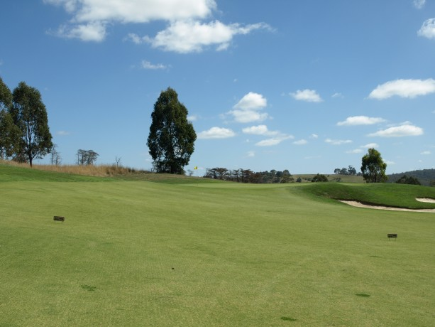 The 13th fairway at Heritage Golf & Country Club St Johns Course