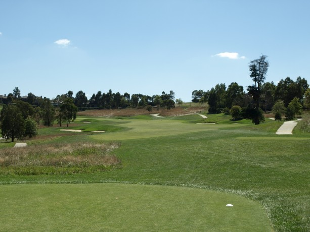 The 16th tee at Heritage Golf & Country Club St Johns Course