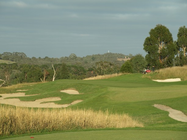 The 17th tee at Heritage Golf & Country Club St Johns Course