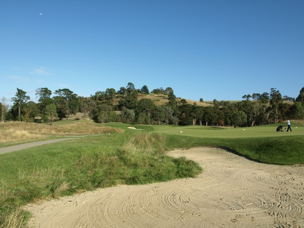 The 1st fairway at Heritage Golf & Country Club St Johns Course