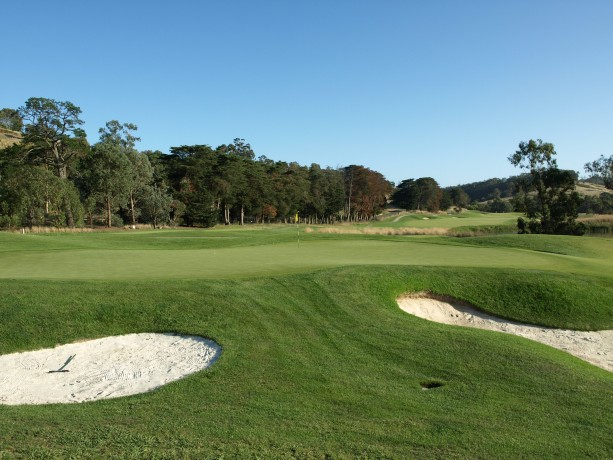 The 1st green at Heritage Golf & Country Club St Johns Course