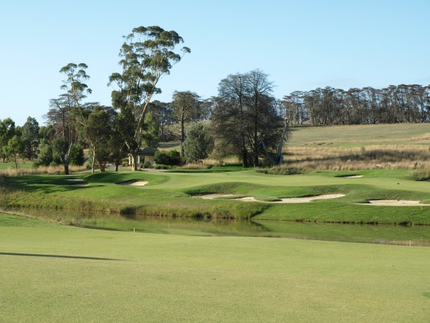 The 2nd fairway at Heritage Golf & Country Club St Johns Course