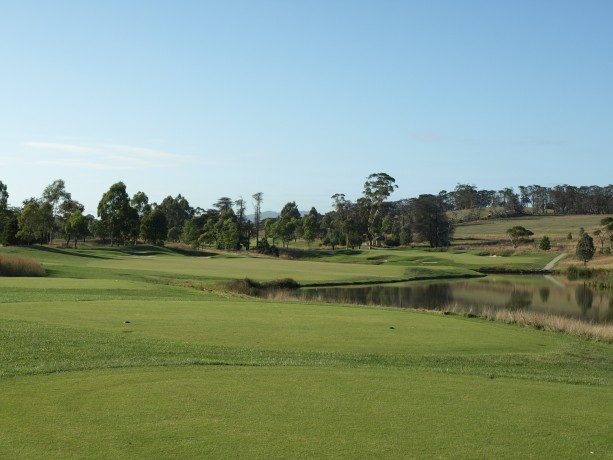 The 2nd tee at Heritage Golf & Country Club St Johns Course