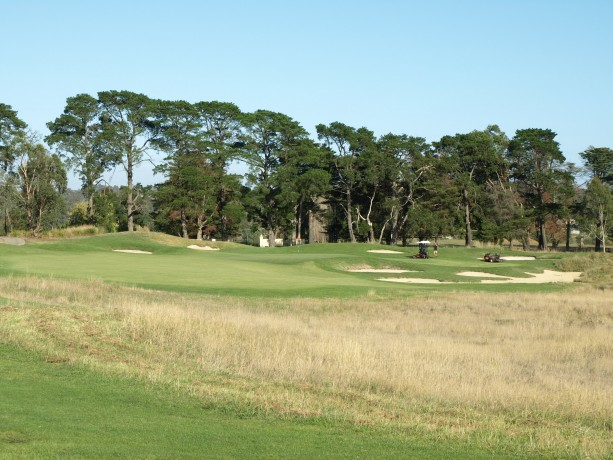 The 3rd tee at Heritage Golf & Country Club St Johns Course