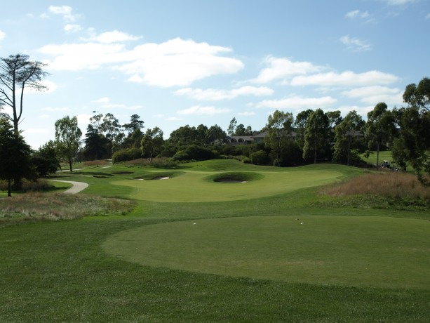 The 7th tee at Heritage Golf & Country Club St Johns Course
