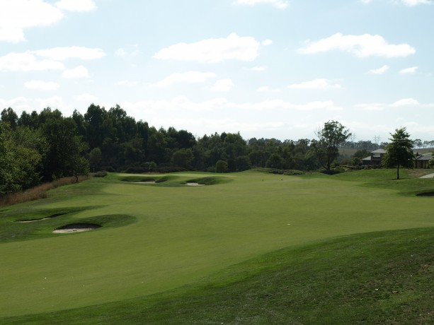The 8th fairway at Heritage Golf & Country Club St Johns Course