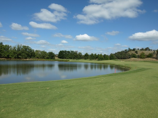 The 9th fairway at Heritage Golf & Country Club St Johns Course