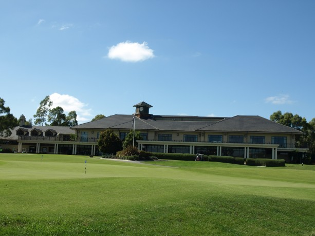 Clubhouse at Heritage Golf & Country Club