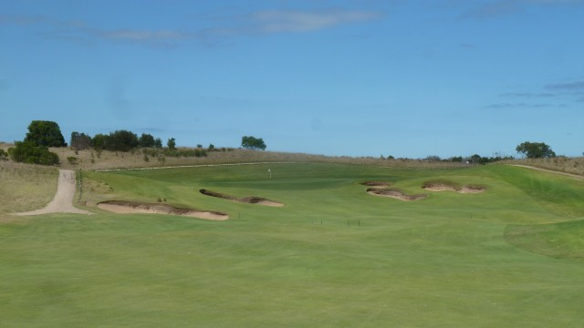 The 15th fairway at Moonah Links Open Course