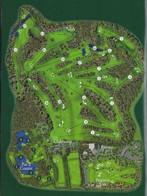 Augusta National Golf Club Course Map Aussie Golf QuestAussie Golf