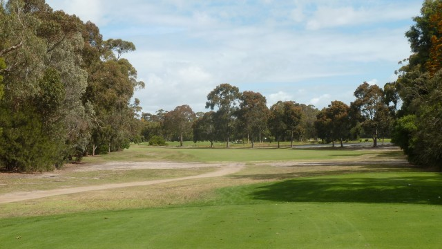 Metropolitan Golf Club 10th Tee