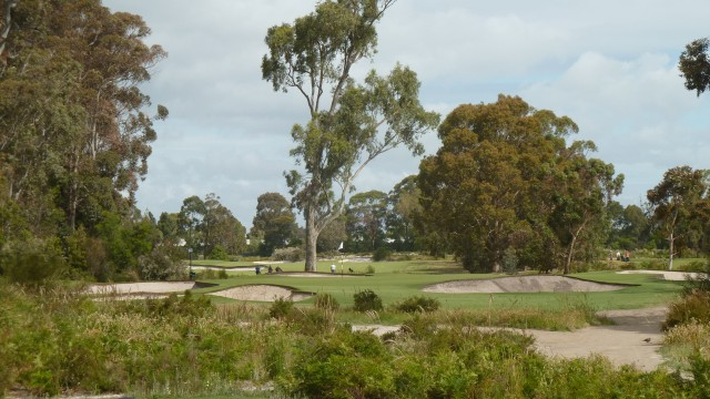 Metropolitan Golf Club 11th Tee