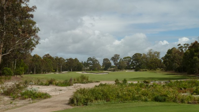 Metropolitan Golf Club 12th Tee