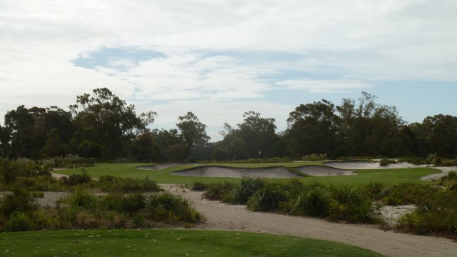 Metropolitan Golf Club 13th Tee