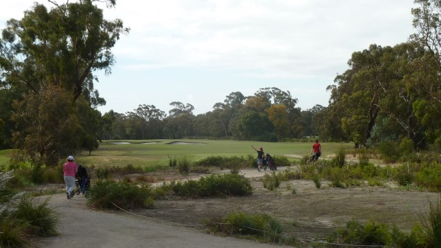 Metropolitan Golf Club 14th Tee