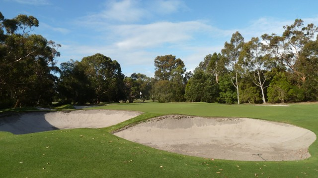 Metropolitan Golf Club 16th Green