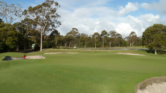 Metropolitan Golf Club 17th Green