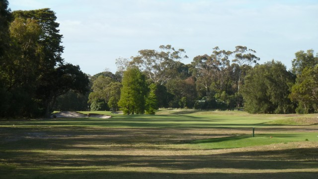 Metropolitan Golf Club 17th Tee