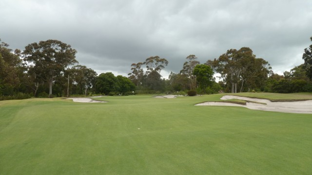 Metropolitan Golf Club 1st Fairway