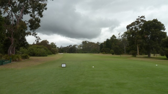 Metropolitan Golf Club 1st Tee