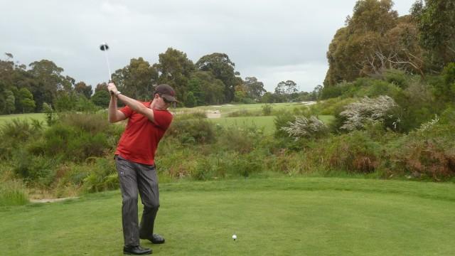 Metropolitan Golf Club 4th Tee