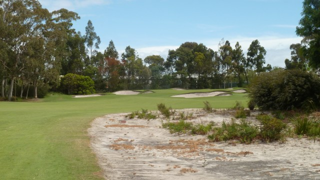 Metropolitan Golf Club 6th Fairway