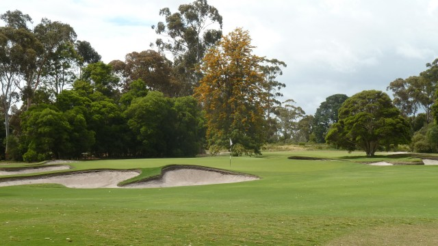 Metropolitan Golf Club 7th Green