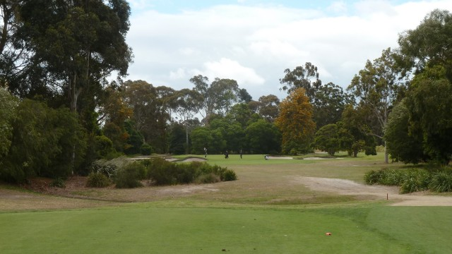 Metropolitan Golf Club 7th Tee