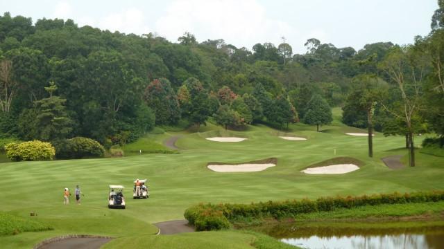 The 1st Tee at Ria Bintan Golf Club Ocean Course