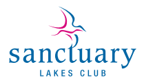 Logo for Sanctuary Lakes Club