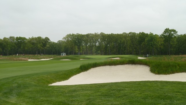 The 11th Fairway at Bethpage State Park Black Course