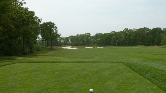 The 12th Tee at Bethpage State Park Black Course