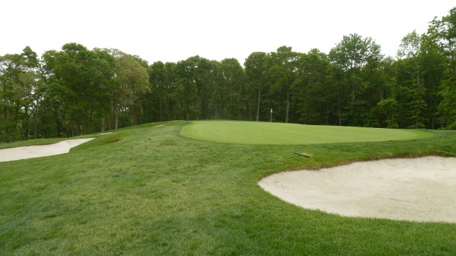 The 3rd Green at Bethpage State Park Black Course