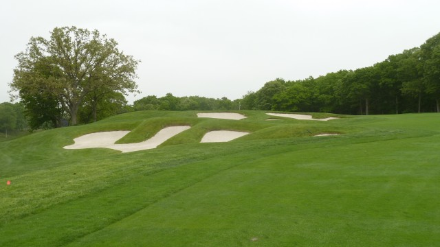 The 4th Fairway at Bethpage State Park Black Course