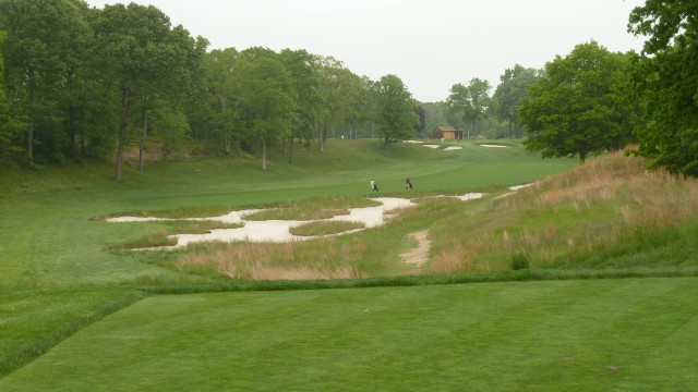 The 5th Tee at Bethpage State Park Black Course