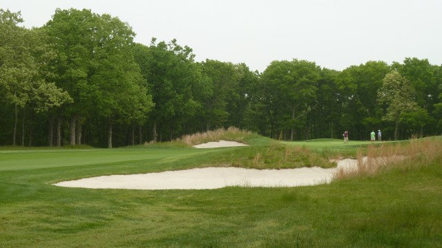 The 7th Fairway at Bethpage State Park Black Course