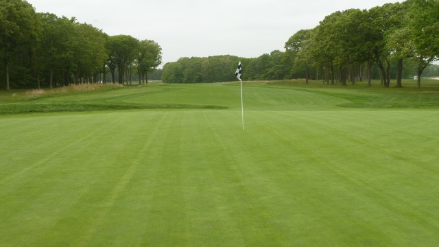 The 7th Green at Bethpage State Park Black Course
