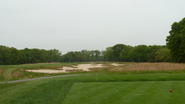 The 7th Tee at Bethpage State Park Black Course