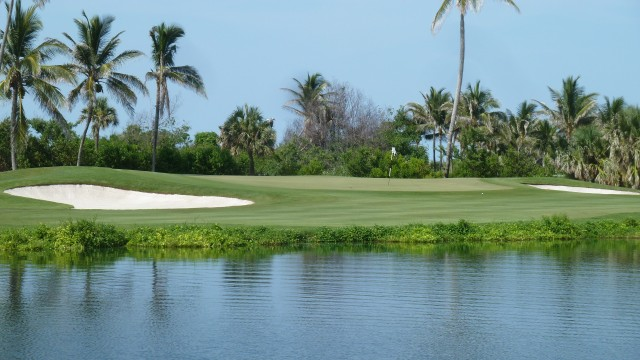 The 12th Green at the Ocean Club