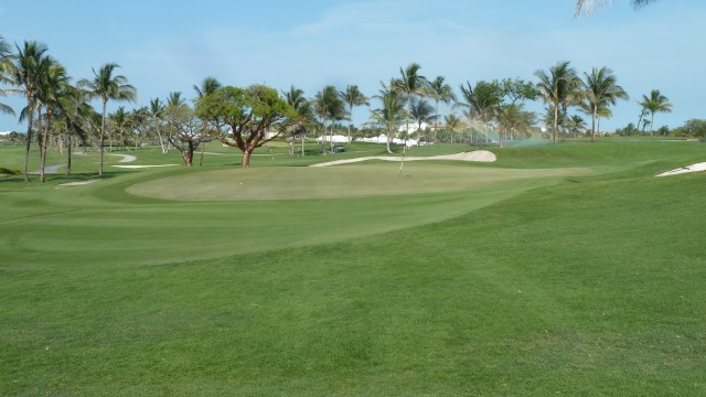 The 14th Green at the Ocean Club