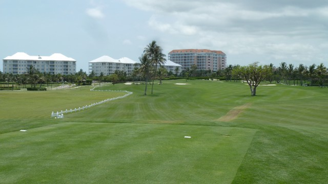 The 1st Tee at the Ocean Club