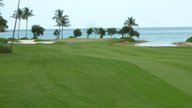 The 4th Green at the Ocean Club