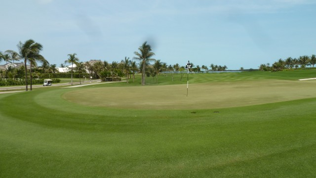The 5th Green at the Ocean Club
