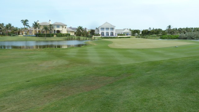 The 7th Green at the Ocean Club