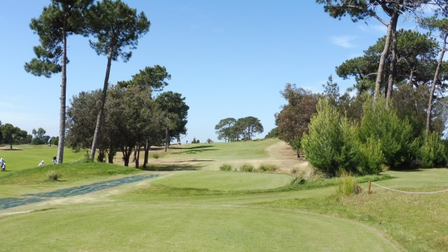 The 10th Tee at Glenelg Golf Club